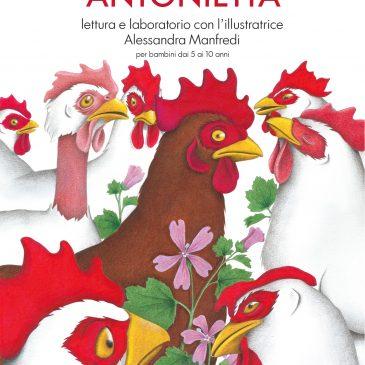 """ANTONIETTA"" Alessandra Manfredi"
